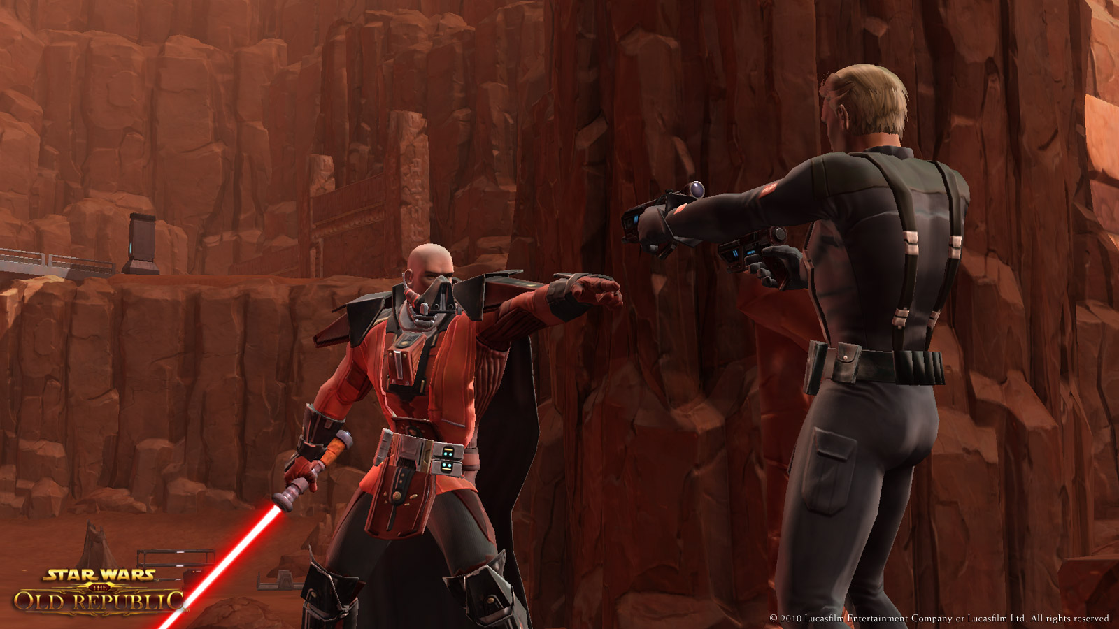 SWTOR Sith Juggernaut PVP Build