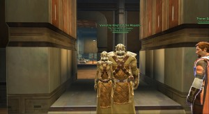 Can You Level as a Pair in SWTOR?