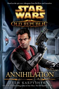 The Old Republic Annihilation Releases Today!