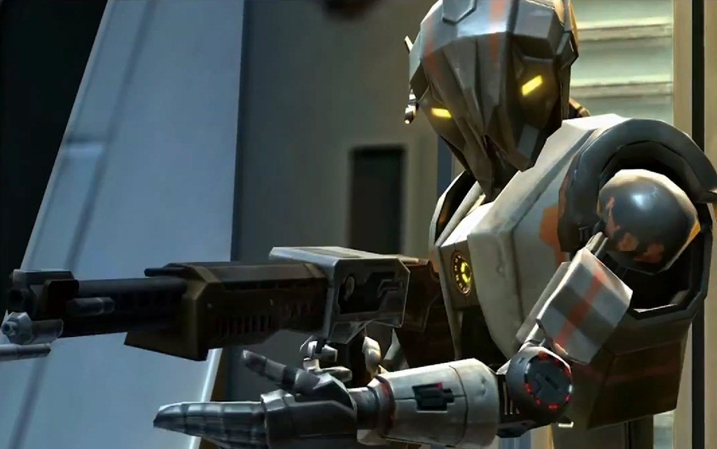 SWTOR Guide to HK 51