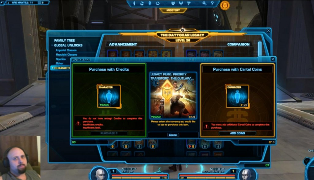 In depth with the prices of items on the Cartel Market