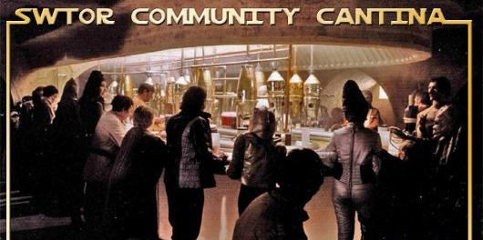 The SWTOR Community Cantina Tour