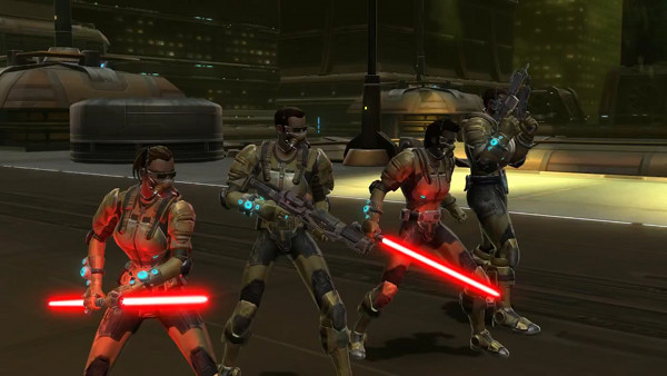 SWTOR How to gear an alt fast