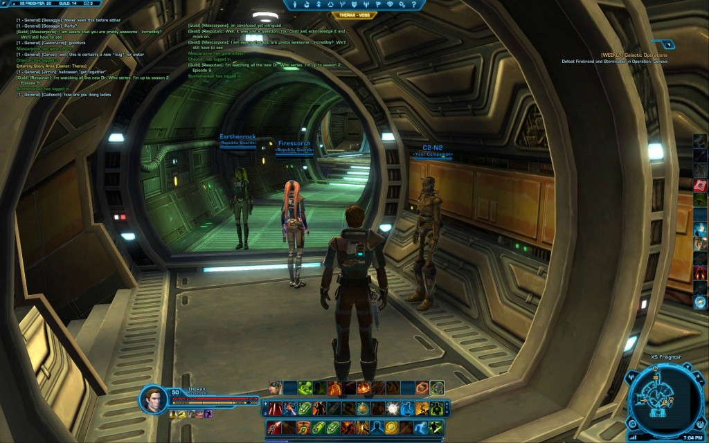SWTOR 1.4.2 Patch Notes 10/16/2012