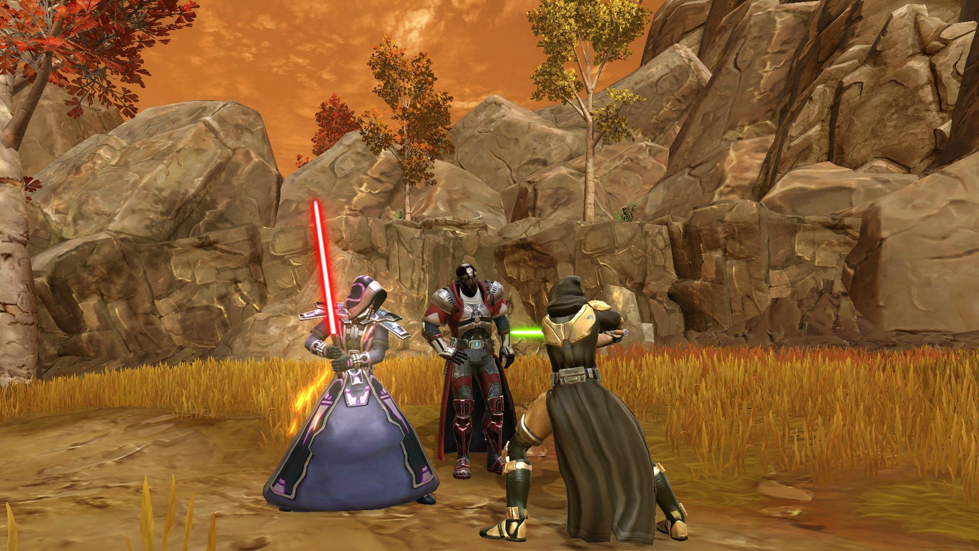 5 Reasons You Should Be a SWTOR Subscriber