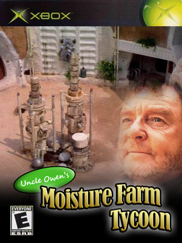 Uncle Owen's Moisture Farm Tycoon for Xbox
