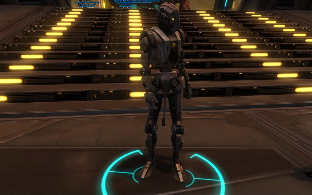 SWTOR F2P & Future content interview with Damion Schubert