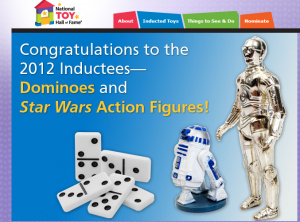 Star Wars Figures Inducted into Toy Hall of Fame