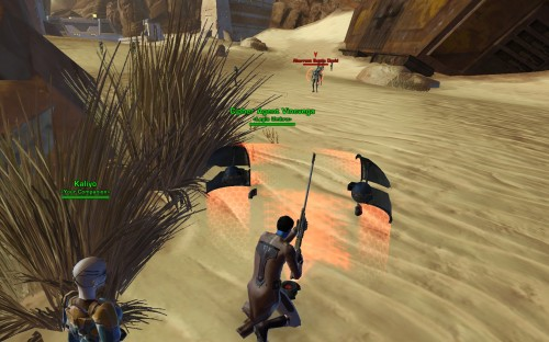 SWTOR Imperial Agent Sniper 1.5 Leveling PVE Build