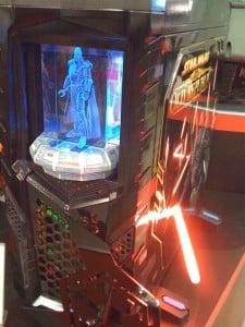 Star Wars PC case 2