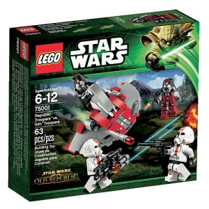 New SWTOR Lego Set is Out - 2013 SW Lego Series