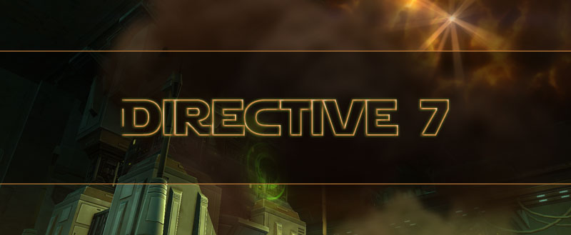 SWTOR Flashpoint Guide: Directive 7