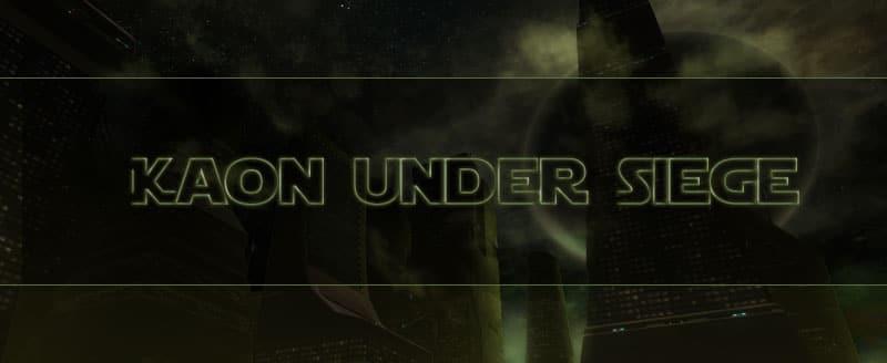 Kaon-Under-Siege guide