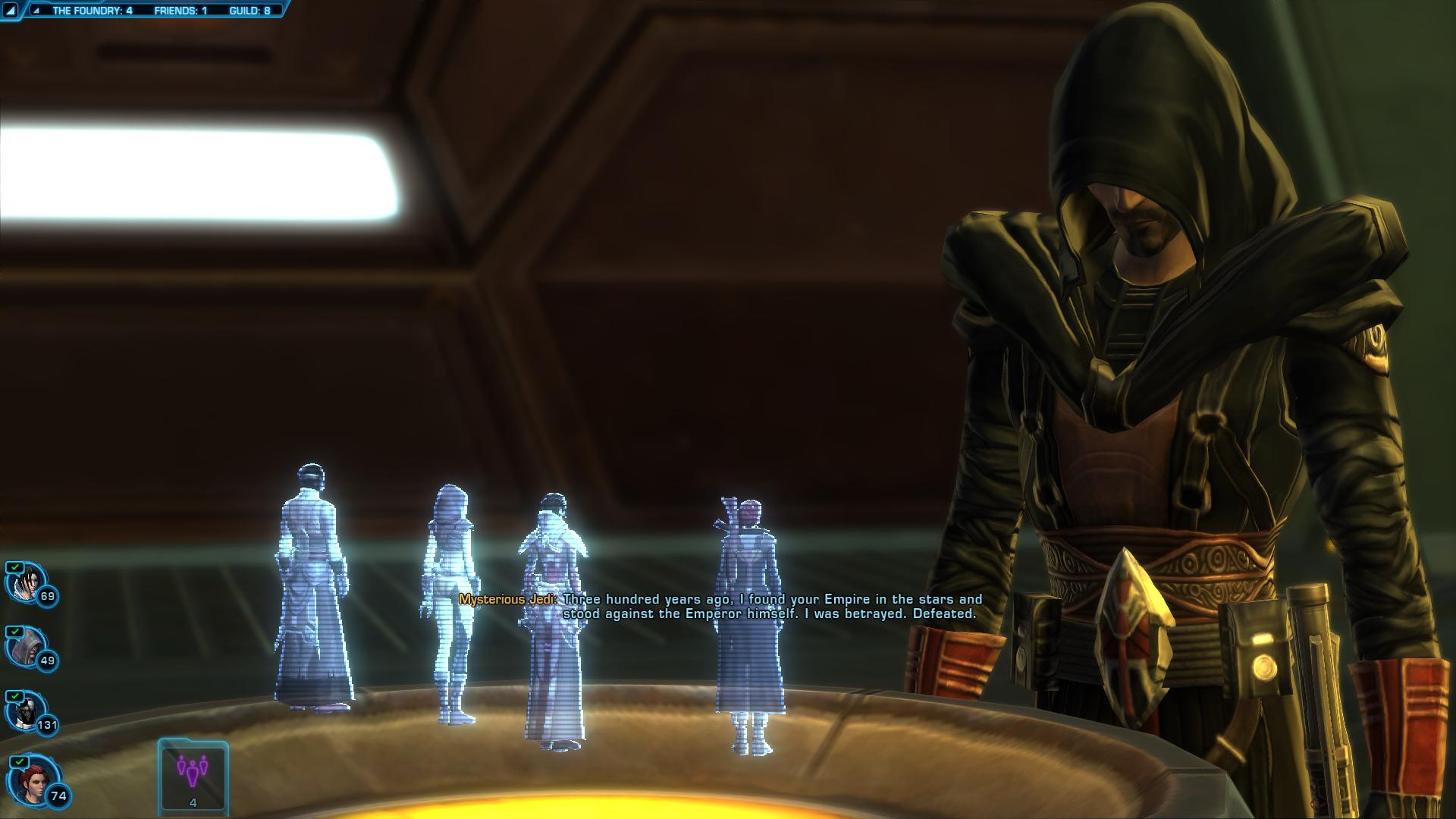 SWTOR The Foundry guide