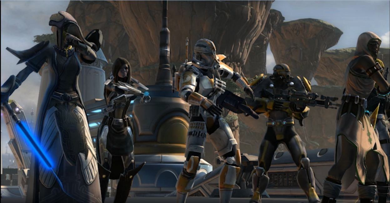 SWTOR Patch notes 1.6.3a 25/01/13