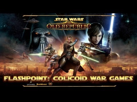 swtor The Colicoid War Game guide