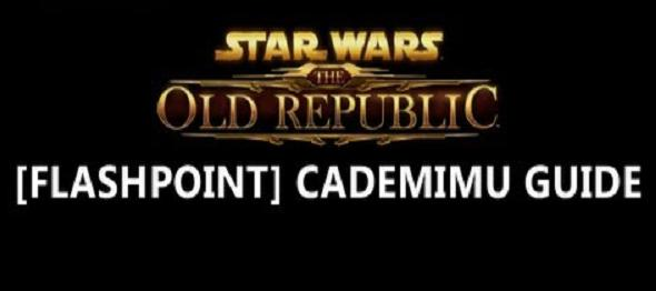 swtor The Streets of Cademimu guide