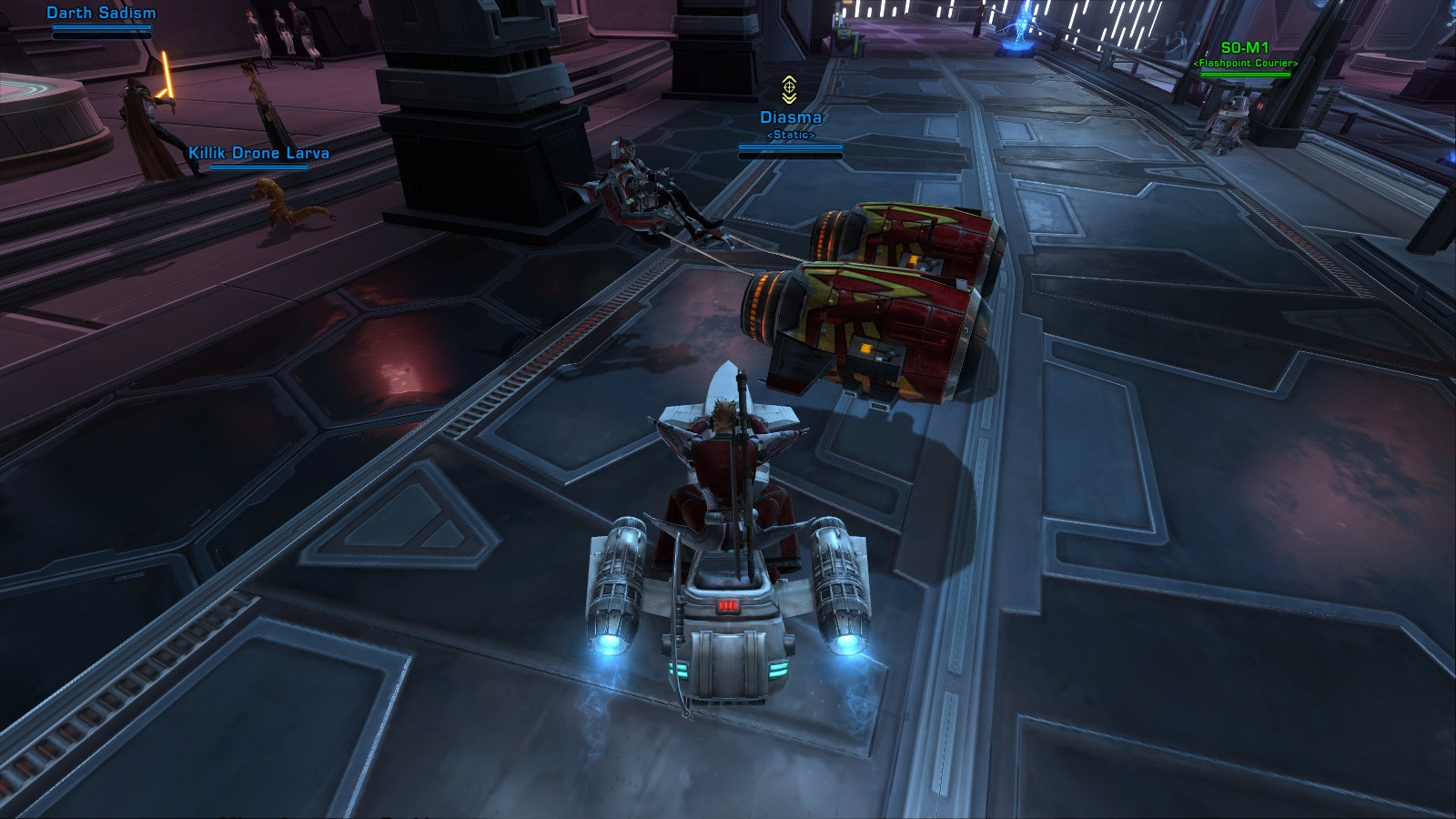swtor patch 163 podracer