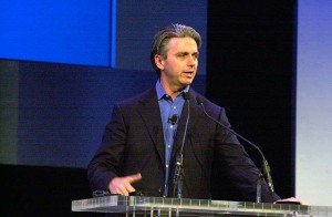 John Riccitiello CEO of EA, Speaks Out About Video Game Violence