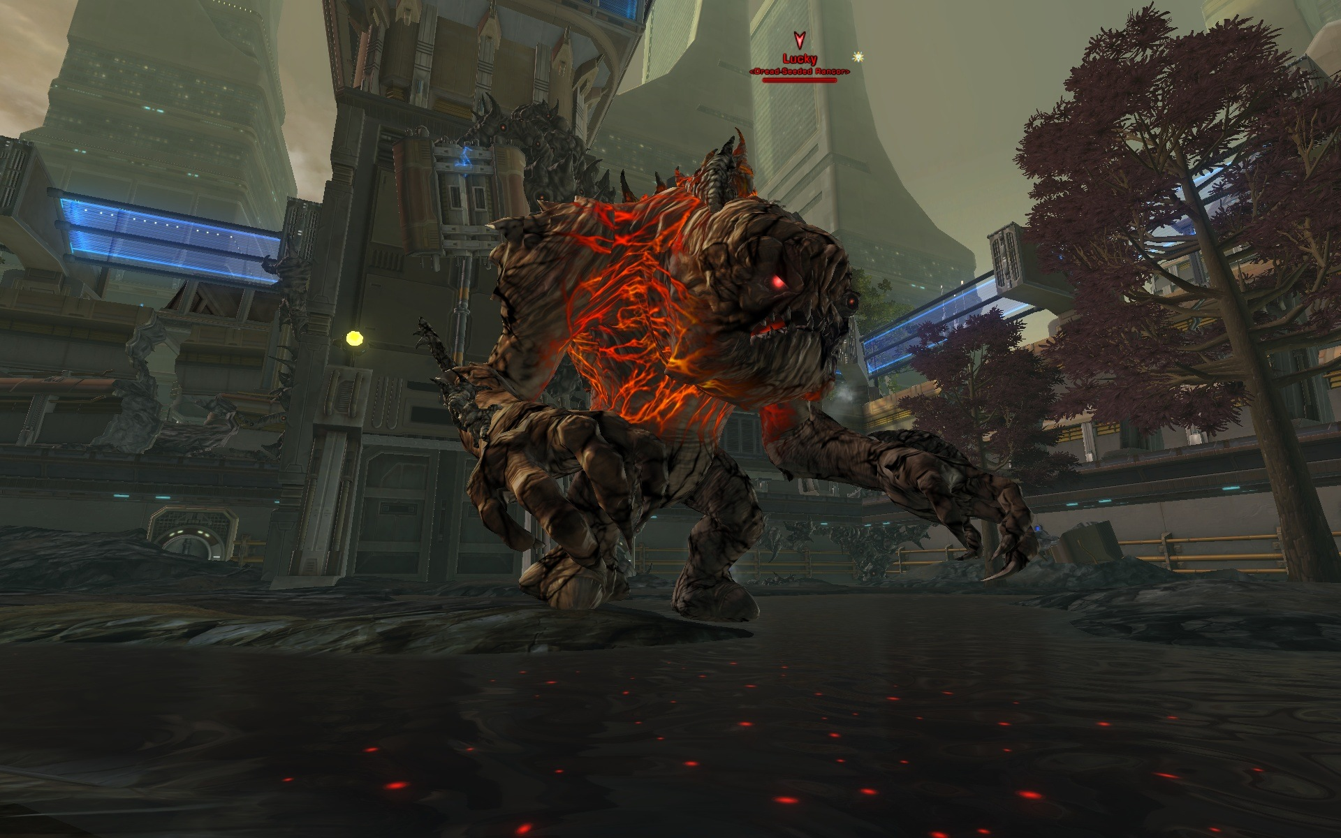 New world boss spotted on Corellia in 2.0
