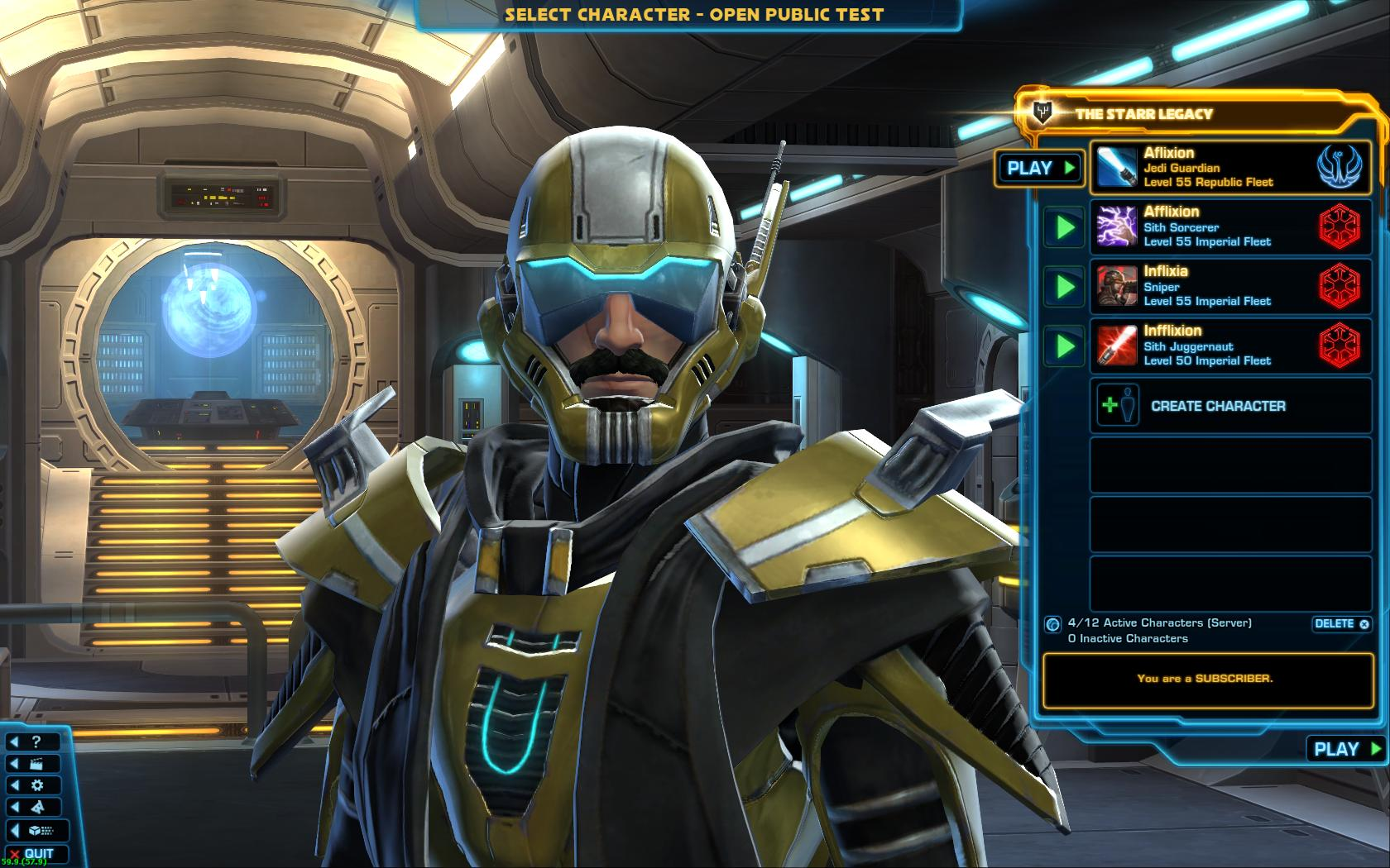 swtor Possible Fix for Failed Character Copy to PTS