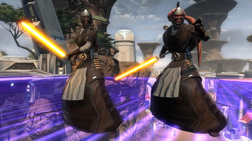 Jedi Consular Class Changes