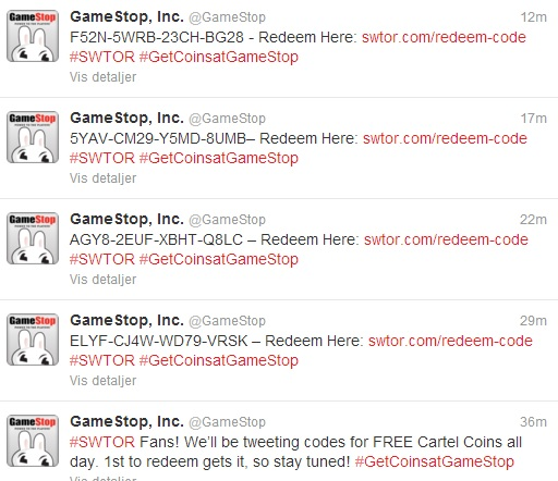 free swtor cartel coins