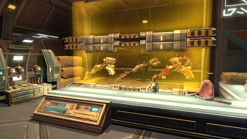star wars the old republic Galactic Solutions Industries