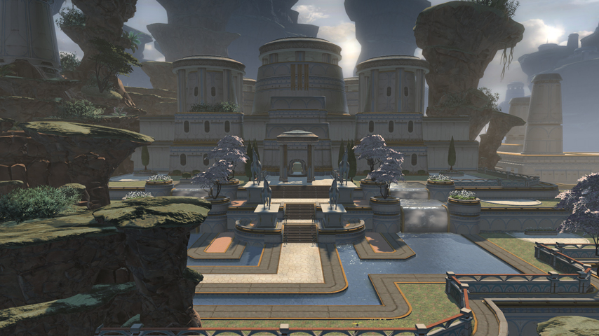 swtor Solida Hesk's Resort