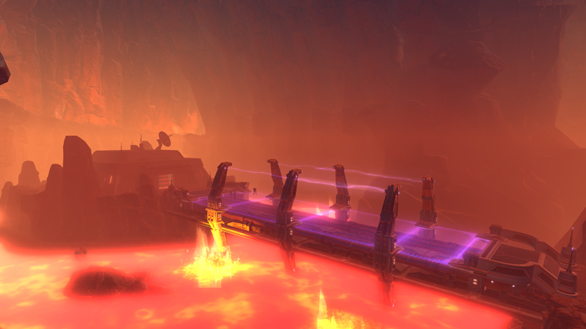 swtor Stronghold 1