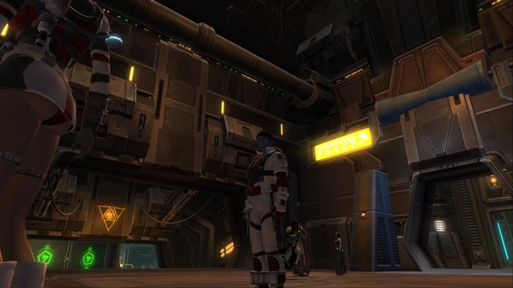 server down time swtor
