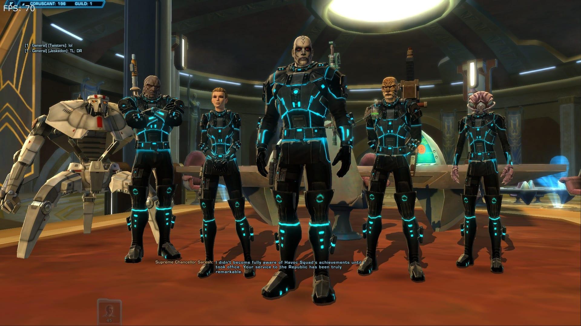 swtor armor dye