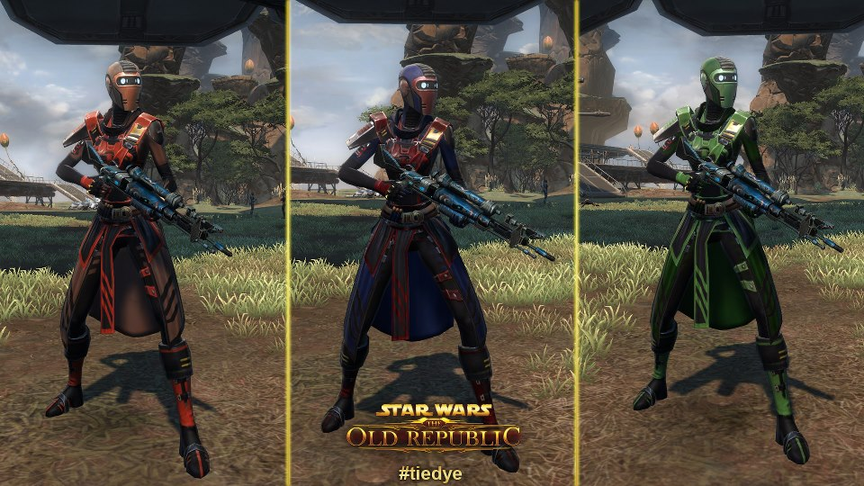 swtor armor dyes