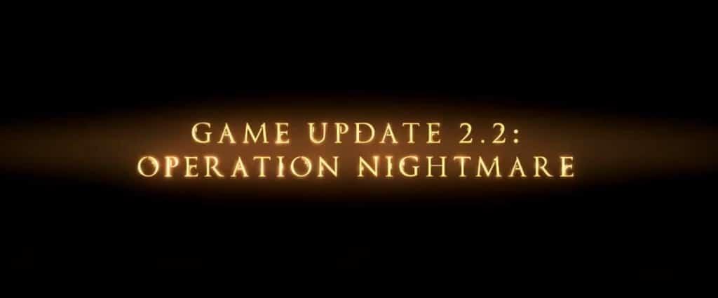 swtor game update 2_2 operation nightmare