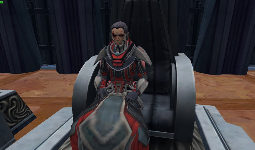 Further Clarification on the Use of Macros in SWTOR