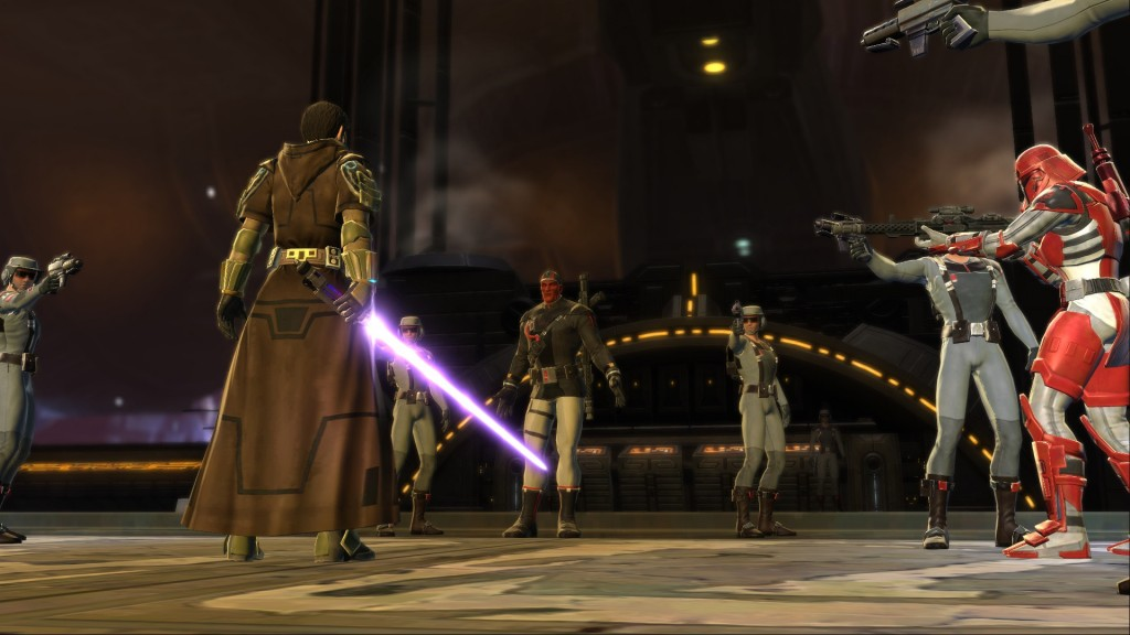 swtor questions and answers