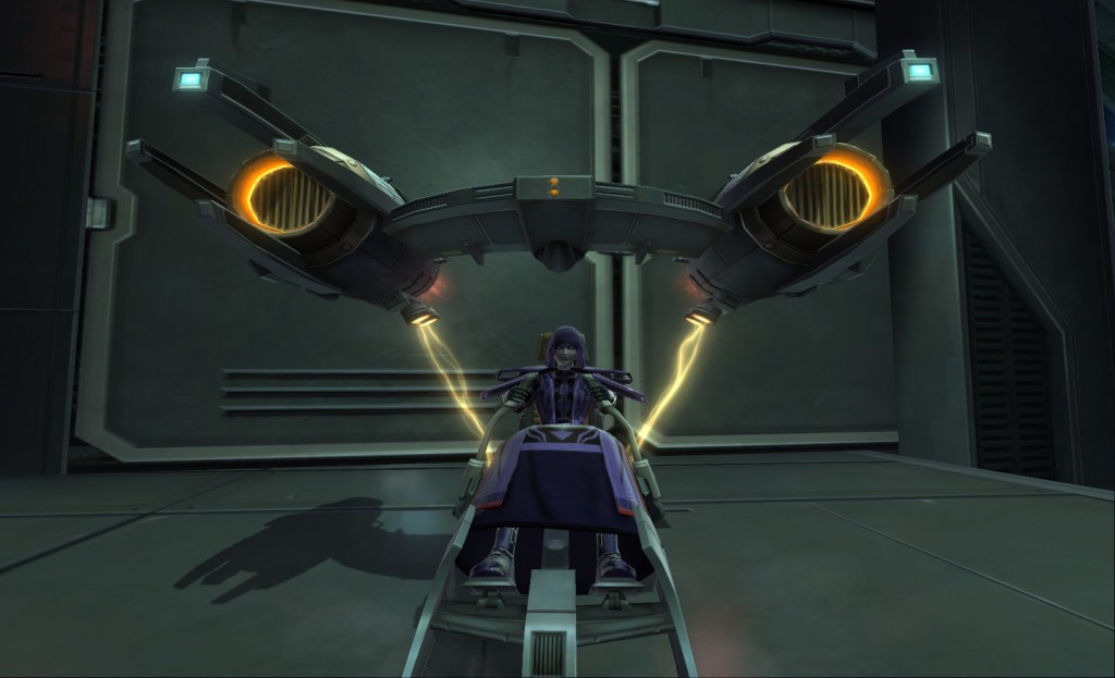 swtor refer a friend speeder