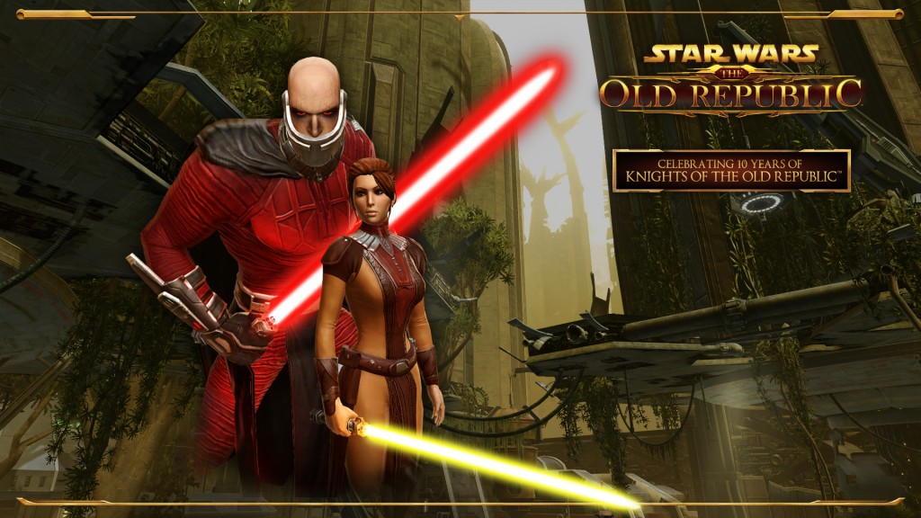 KOTOR is 10 Years Old- SWTOR and Bioware Celebrate
