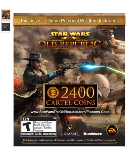 """Amazon Now Selling Cartel Coins and """"Umbral Blurrg"""" Pet"""
