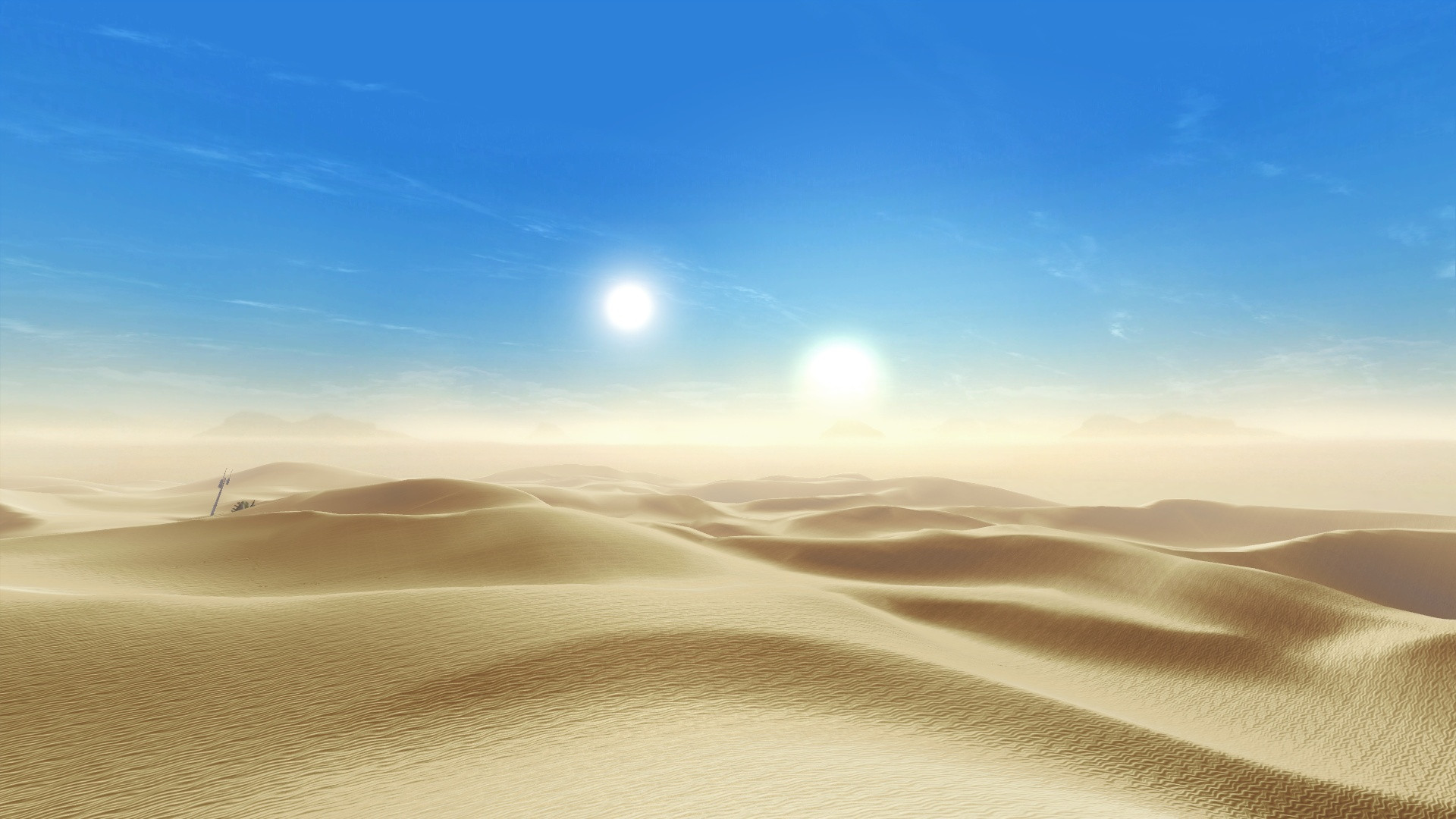 The ruthless beauty of Tatooine