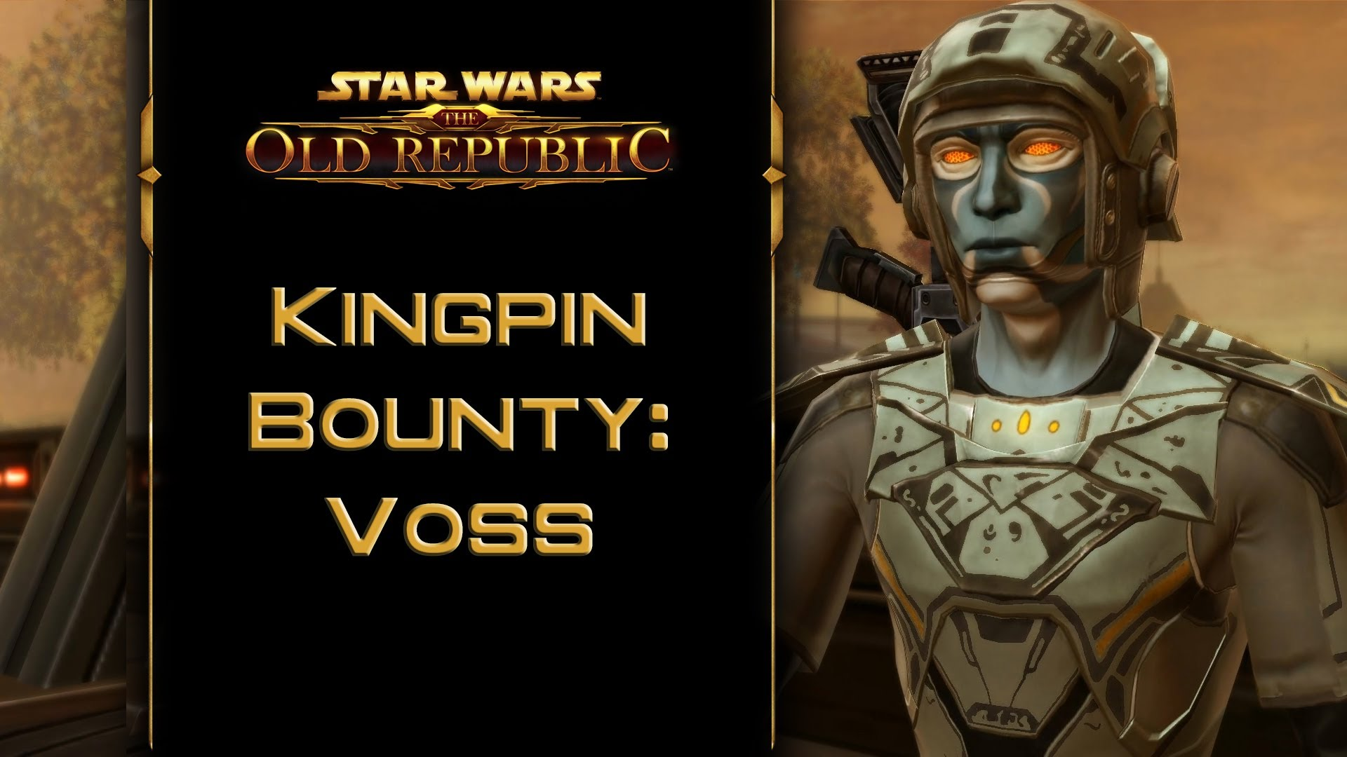 kingpin bounty voss guide