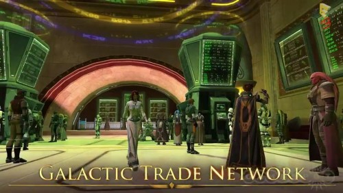 swtor Galactic Trade Network