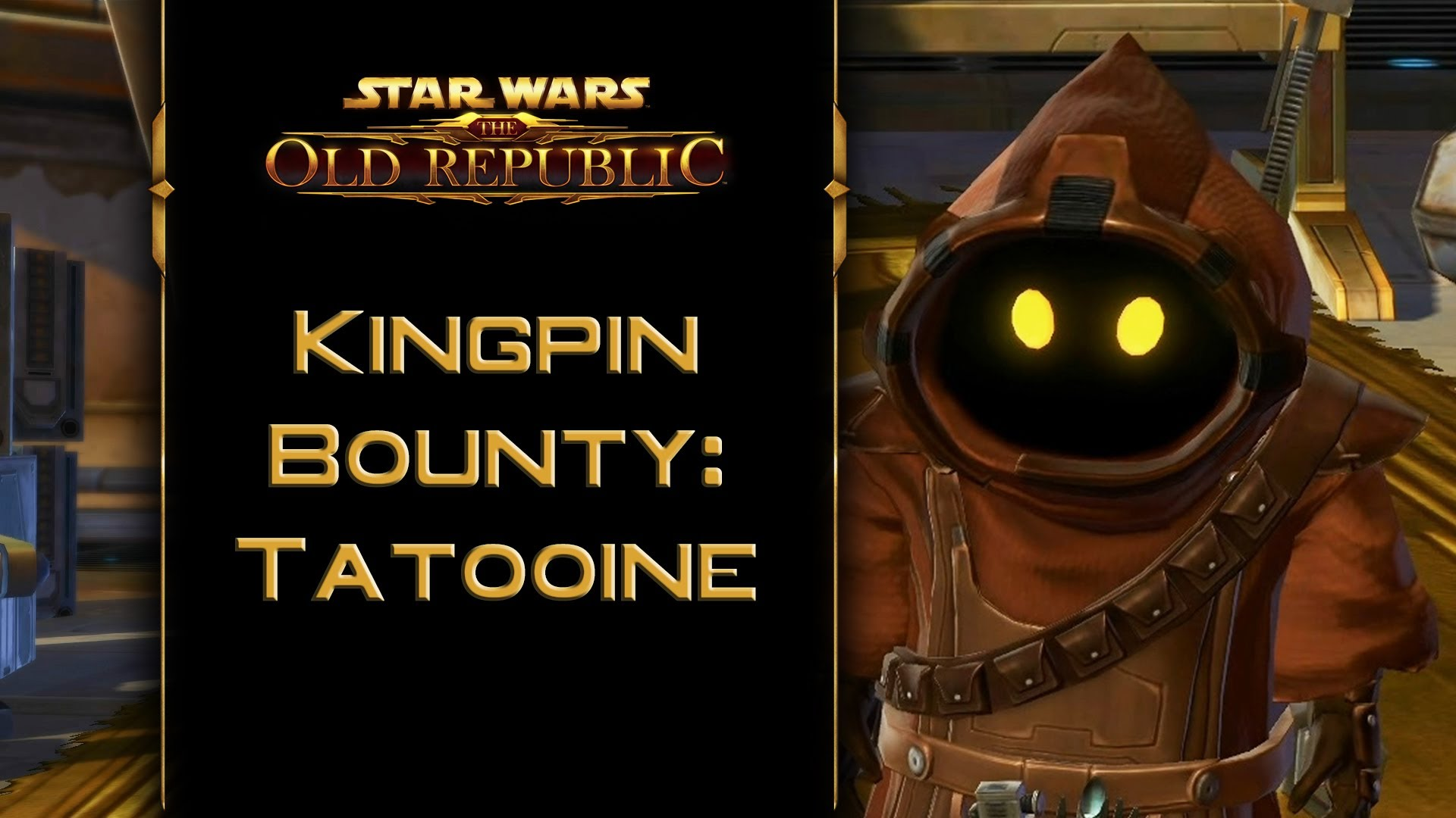 swtor Tatooine Kingpin Bounty Contract Guide