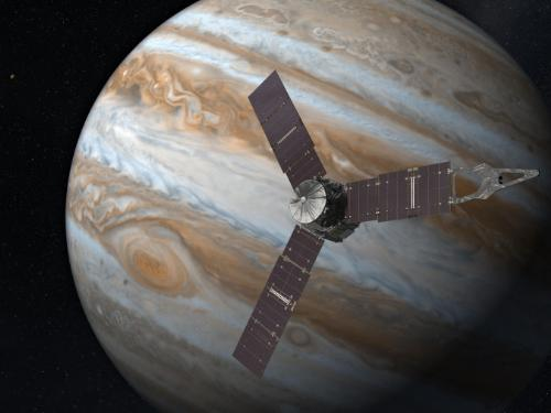 Mission Juno - Great documentary on Jupiter