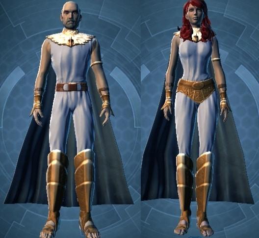 Gav Daragon's Armor Set