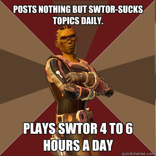 swtor sucks
