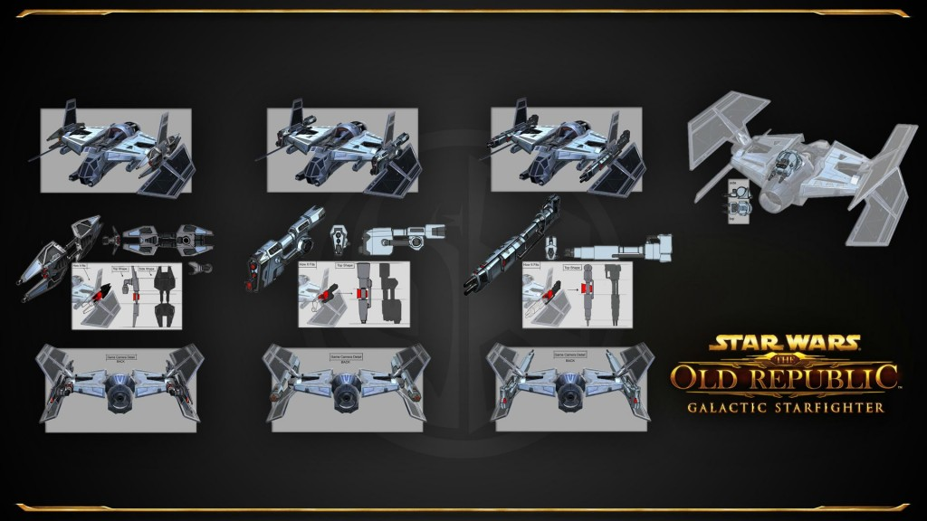 swtor Galactic Starfighter Concept Arts 3