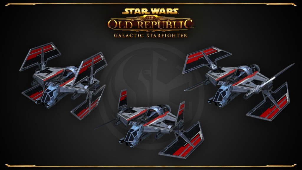 swtor Galactic Starfighter Concept Arts 4