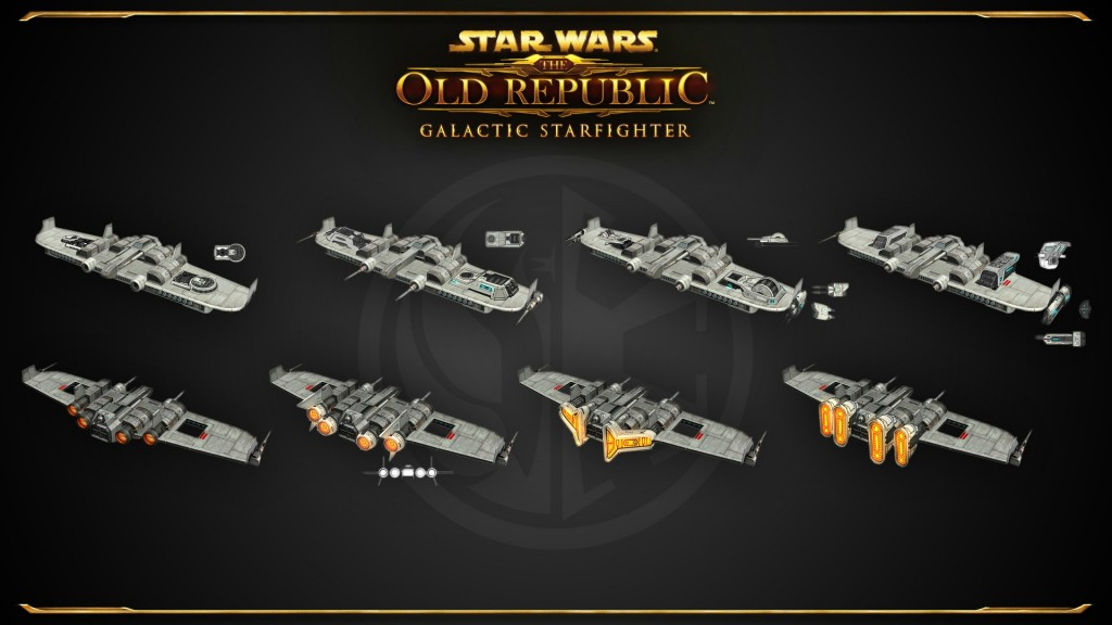 swtor Galactic Starfighter Concept Arts 5
