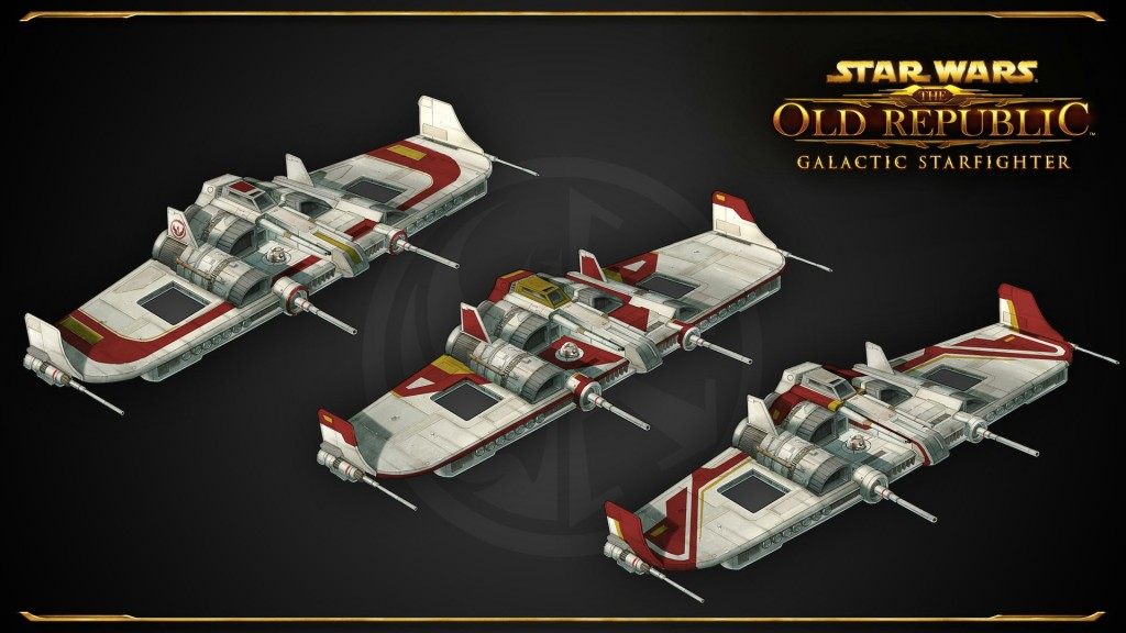 swtor Galactic Starfighter Concept Arts 6